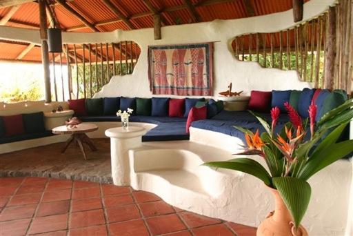 Eco lodge accomodations for Terrazas traseras